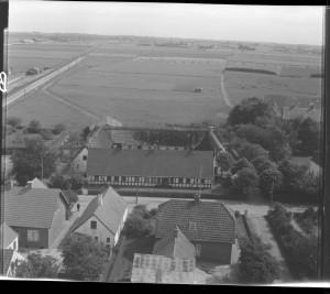 Højbygården 1958