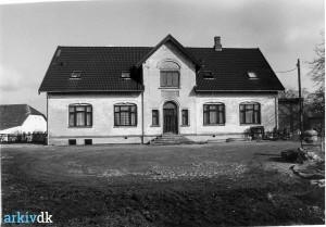Kærsagergård hovedbygning
