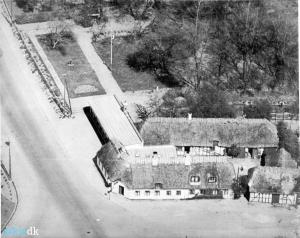 luftfoto højby kro 1939