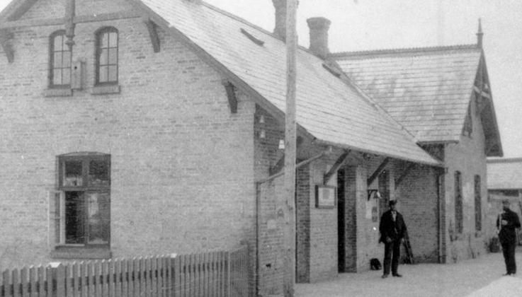 Stationen i Højby